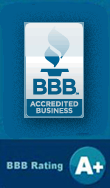 BBB A Plus Rating